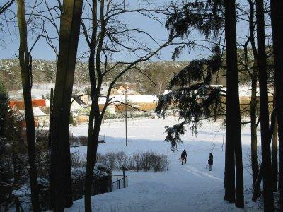 Neuehütten im Winter