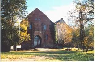 Torhaus der Burg Wredenhagen