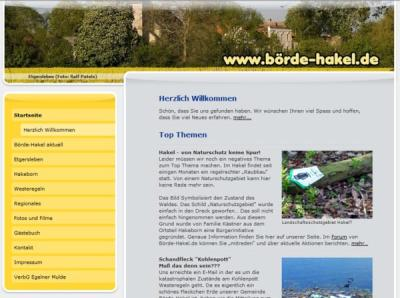 Vorschau:Börde-Hakel.de