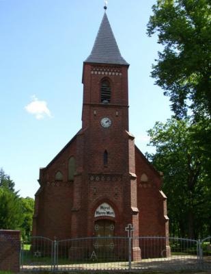 Kirche in  Wöbbelin