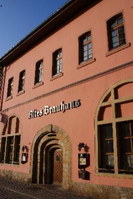 Gasthof und Pension Altes Brauhaus