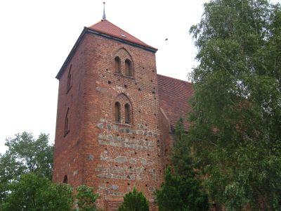 Ev. Kirche Goldberg