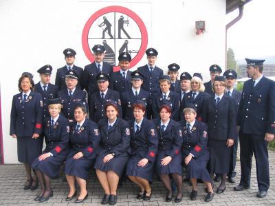 100 Jahre Feuerwehr Zollhaus