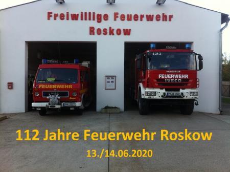 Freiwillige Feuerwehr Roskow Freiwillige Feuerwehr Roskow