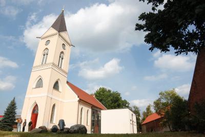 Die Riebener Kirche - ein christlich-weltliches Zentrum