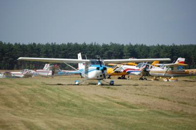 Lausitzer Flug- und Luftsporttage 2013 (Foto: Flugplatz)