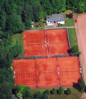 Tennisanlage Lehre
