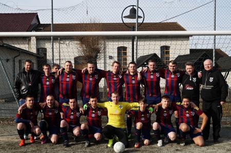 Männermannschaft der Spielzeit 2016/17