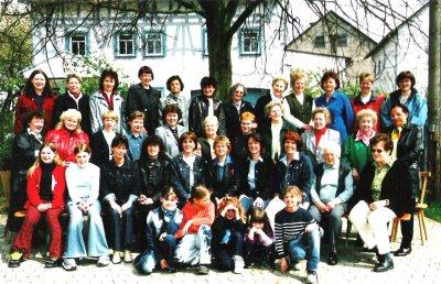 Turnerfrauen im Jahr 2002