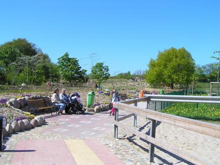 Ostseeferien am Barfusspark mit Minigolf