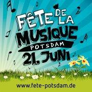 Logo von Fête de la Musique, Potsdam