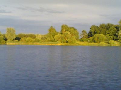 Unser Vereinsgewässer
