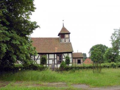 Kirche Langnow