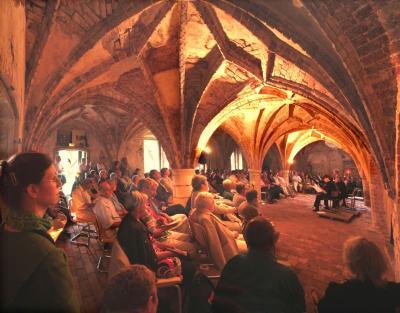 Musik im Kloster Altfriedland