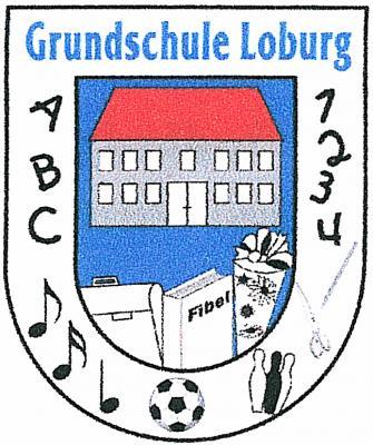 Logo der Grundschule Loburg