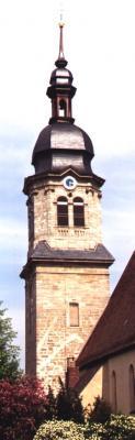 Kirche Aurach