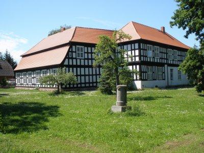 Gutshaus in Ganzer