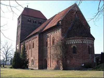 Dorfkirche Redekin
