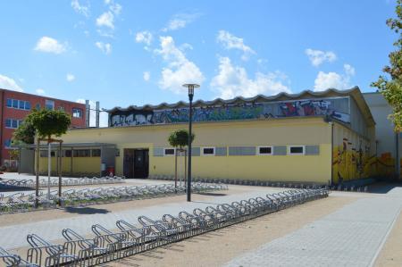 Sporthalle Kant-Gesamtschule