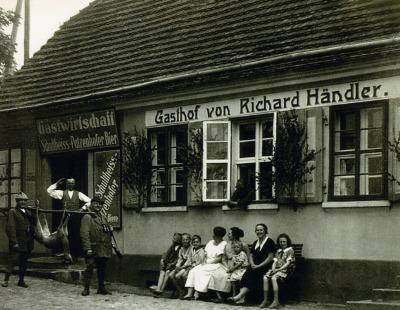 Gaststube mit Tradition