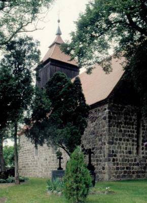 Melzower Kirche