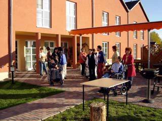 Einweihung Außenanlagen (Foto: Stadt Schwarzheide)