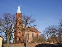 Kirche in Parey