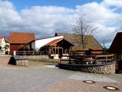 Dorfplatz in Andenhausen