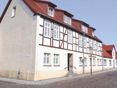 Das Bürgerhaus in der Rektorstraße