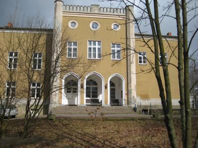 ehemaliges Schloss in Güterberg