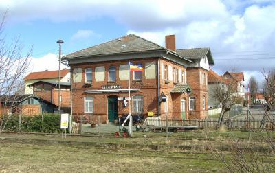 Bahnhof Neukalen