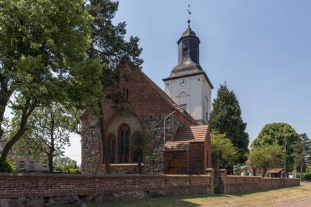 Kirche in Barsikow