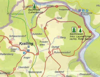 Wanderung Prackenbach - Höllensteinsee