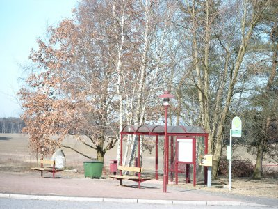 Dorfplatz Benken