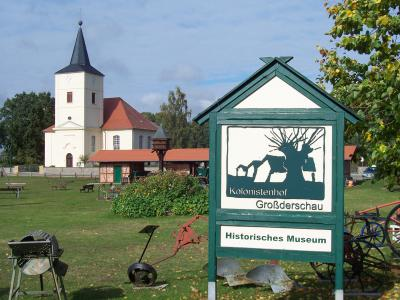 Museum Großderschau