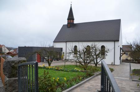 Filialkirche St. Michael in Thierstein