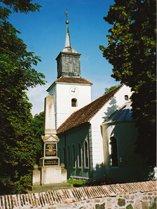 Kirche in Stölln