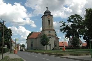 Kirche von Brunne