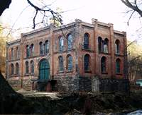 Neue Maschinenfabrik, Hofseite