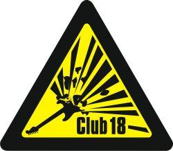 Logo von Club 18 - Independent Living e.V.
