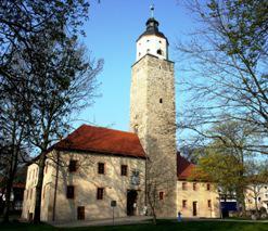 Schloss Lützen / Castle in Luetzen