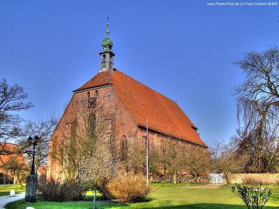Klosterkirche Preetz; Quelle: www.preetz-foto.de (c) Frank Dobbert