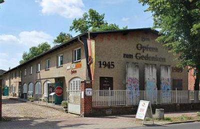 Foto: Stadt Perleberg | Außenansicht des DDR-Geschichtsmuseums in der Karl-Marx-Str. 1