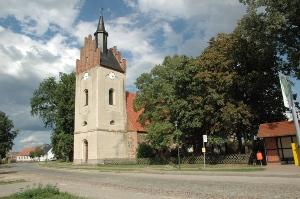 Kirche von Dechtow