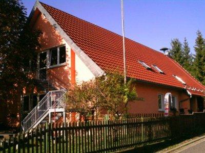 Das Kindergartengebäude