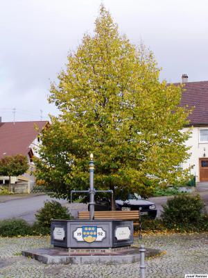 Dorfbrunnen Emeringen