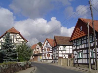Ortskern von Lauterbach