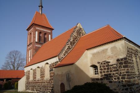 Evangelische Kirche Gruhno