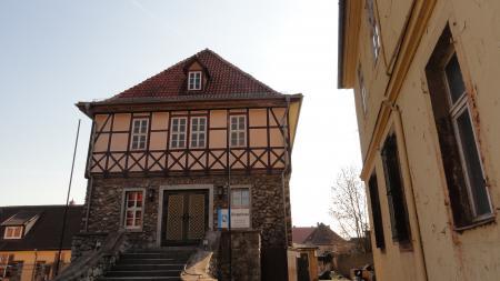 Bürgerhaus Roßla