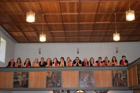 Gospel- und Popchor Klangfarben